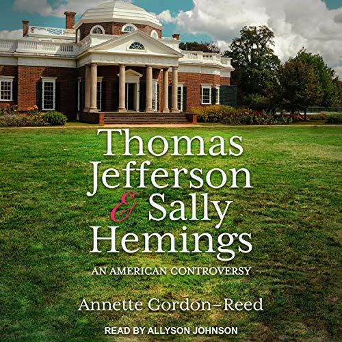 Thomas Jefferson and Sally Hemings cover art
