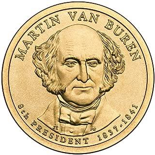 martin van buren presidential coin