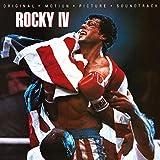 Rocky IV [180 gm black vinyl] [Vinilo]