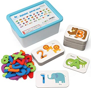 Best alphabet and numbers mat Reviews