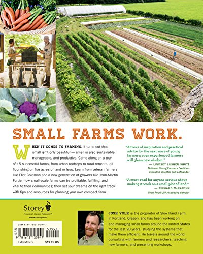 『Compact Farms: 15 Proven Plans for Market Farms on 5 Acres or Less』の4枚目の画像