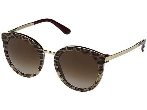 e5574e6bd615 Dolce   Gabbana DG4268 at Luxury.Zappos.com