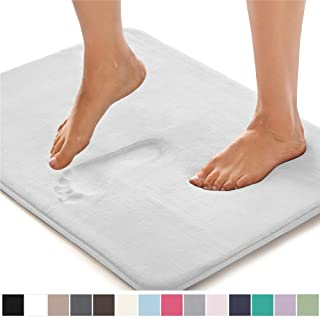 Best light grey memory foam bath mat Reviews