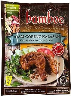 Bamboe Bumbu Ayam Goreng Kalasan - 55g (Pack of 1)