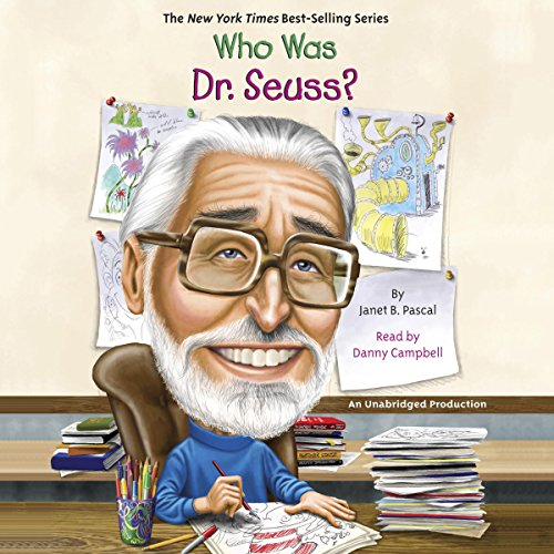 Who Was Dr. Seuss? cover art