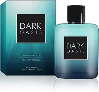 Dark Oasis Men's Eau De Toilette Spray 3.3 Fl. Oz. - Impression of Guy Laroche Paris Drakkar Essense