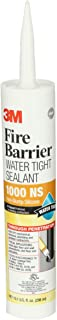 3M 1000NS-CART 10.1 Oz. Fire Barrier Water Tight Sealant (Pack of 1)