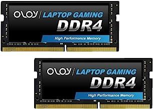 OLOy DDR4 RAM 64GB (2x32GB) 3200 MHz CL22 1.2V 260-Pin Laptop SODIMM for Intel (MD4S3232220IZ0DC)