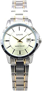 Casio LTP-V004SG-9A Watch For Women- Analog