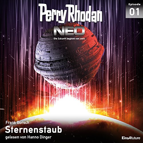 Sternenstaub audiobook cover art