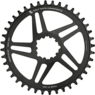 Wolf Tooth Components Direct Mount Drop-Stop 26T Chainring: for SRAM