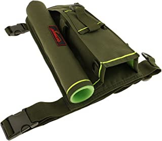 HOMYL Fishing Rod Reel Case Bag Organizer Travel Carrier Holder Pole Tools Storage Bags