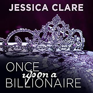 Once Upon a Billionaire audiobook cover art