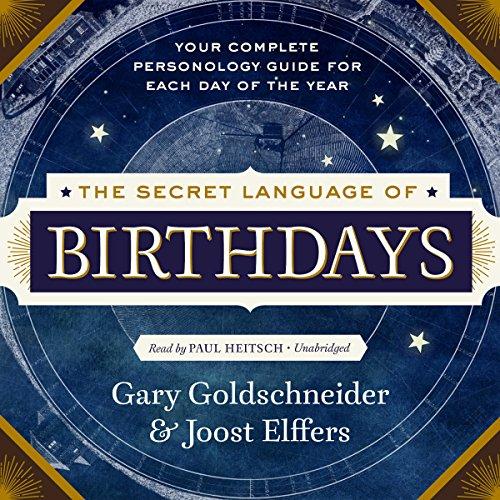 The Secret Language of Birthdays audiobook cover art