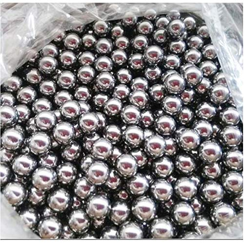 Bolas de acero 8mm7mm9mm canicas de hierro, bolas de acero, bolas de acero brillante 6.35MM800 pcs-Bola de acero brillante 10MM170