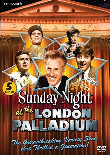 Sunday Night at the London Palladium - Volumes 1 and 2 [5 DVDs] [UK Import]