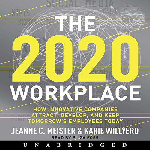 2020 Workplace audiobook cover art