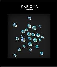 Mermaid Blue Crystal Face Gems ✮ Festival Beauty Crystal Face Jewels Body Jewellery Bindi