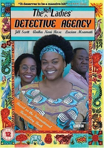 The No.1 Ladies' Detective Agency [DVD] [2008]
