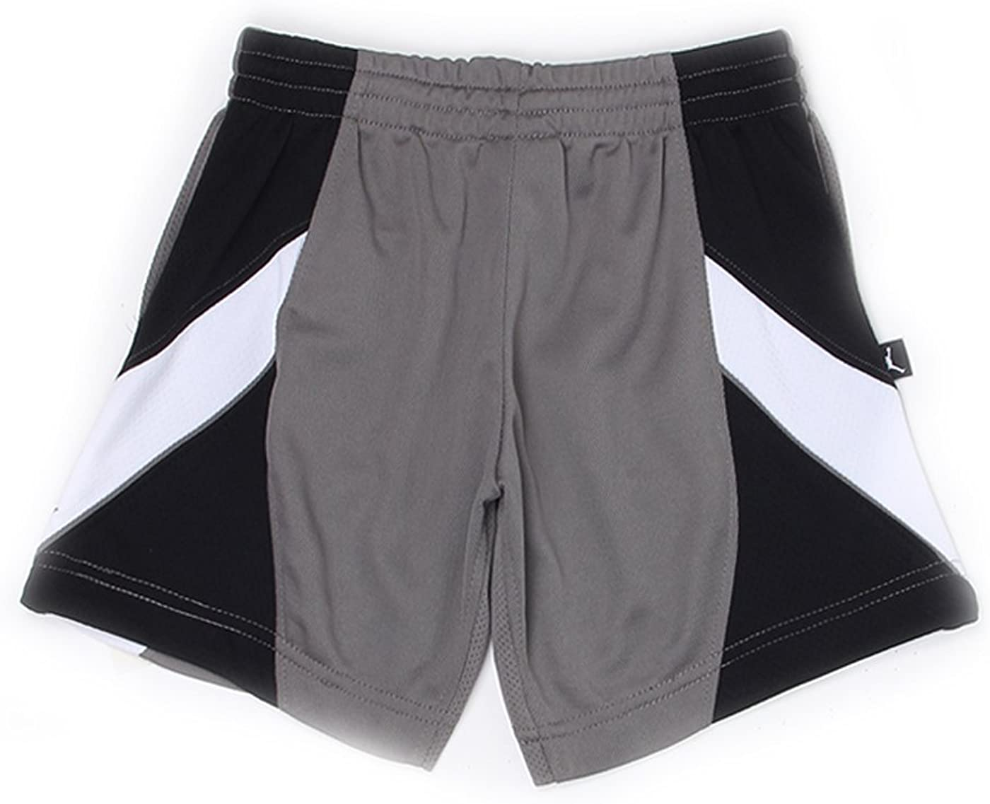 Jordan Nike Air Jumpman Boys Basketball Shorts, Flat Pewter, Large, 950922 292