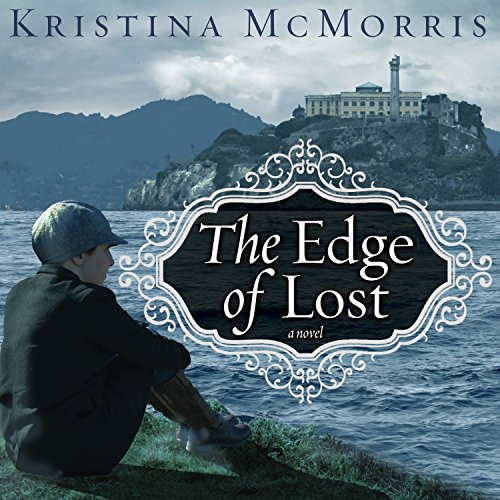 The Edge of Lost audiobook cover art