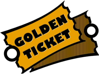 Golden Ticket Barcode Organizer