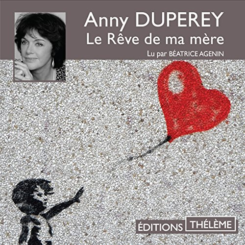 Le rêve de ma mère audiobook cover art