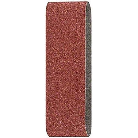 WHKKLN 10pcs 452x15mm bande abrasive abrasive 40# 80# 60# grain 120 facultatif 100#