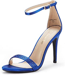 b774351f0d4831 DREAM PAIRS Women s Karrie High Stiletto Pump Heel Sandals