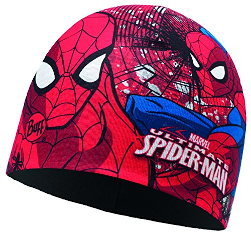 Buff Kinder Microfiber und Polar Hat Spiderman Mütze, Approach Multi, One Size