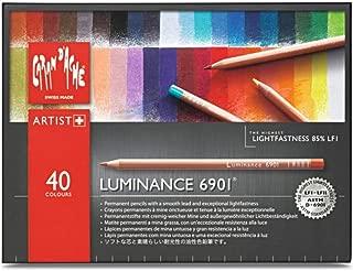 caran d'ache coloured pencils