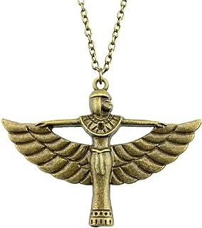 Egypt Goodness Necklace Vintage Egypt Goodness Long Necklace Egypt Goodness Pendant Necklaces For Women Jewelry