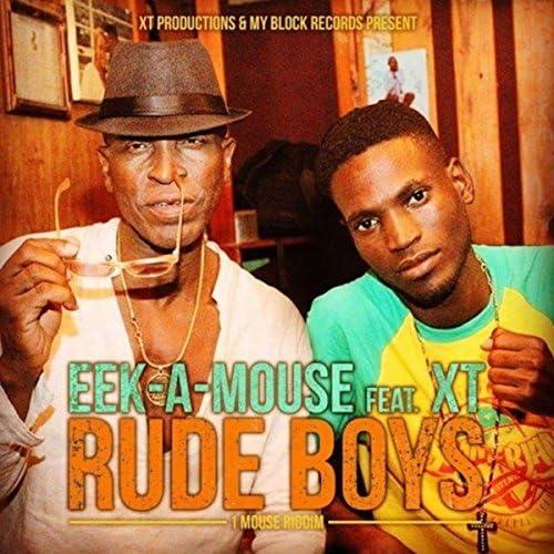EEK-A-MOUSE feat. Xt