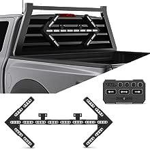 SpeedTech Lights Dart TIR Exterior Amber LED Traffic Advisor Arrow Stick for Tow Trucks/Warning Vehicles/Strobe Directional Arrow Light Bar - Amber