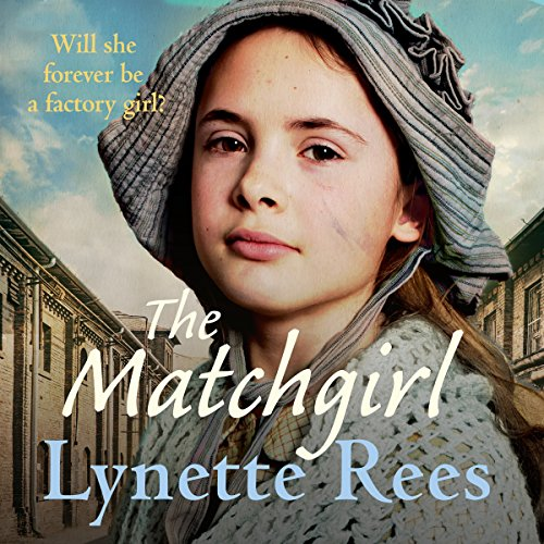 The Matchgirl audiobook cover art