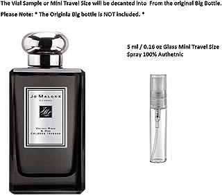 Jo Malone VELVET ROSE & OUD Cologne Intense 5 ml 0.16 oz Glass Travel Size Spray