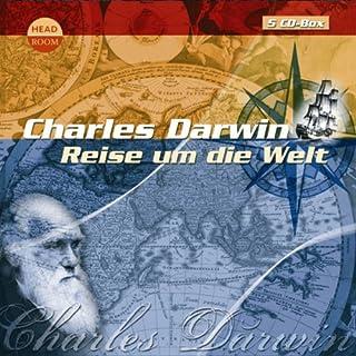 Charles Darwin. Reise um die Welt Titelbild