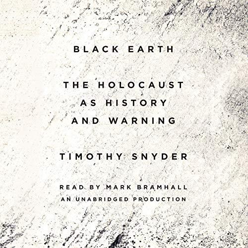 Black Earth audiobook cover art