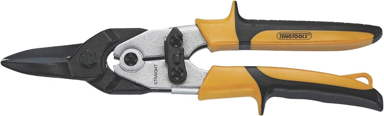 Teng Tools It is very popular Aviation Tin Snips - Cutting Straight Regular Cut Oakland Mall