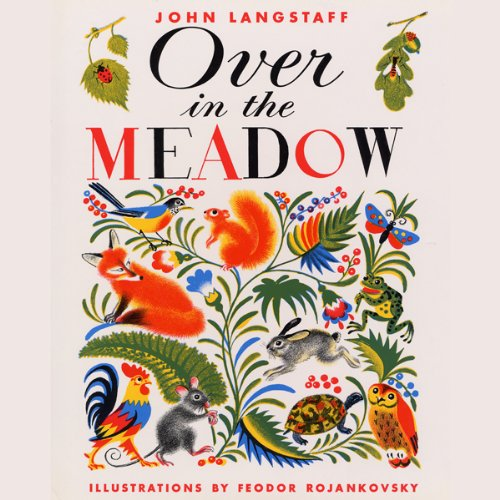 Over in the Meadow cover art