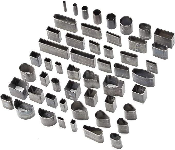 406 opinioni per ATPWONZ Kit 52 pezzi punch in pelle professionale con coltello affilato per