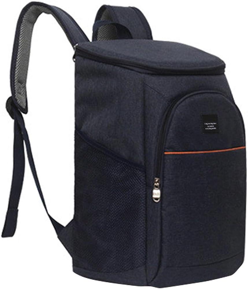 Lightweight Insulated Backpack Max 53% OFF Cooler Bag Leak-Proof Soft Soldering