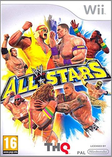 THQ WWE All-Stars, Wii - Juego (Wii, Nintendo Wii, Lucha, M (Maduro))