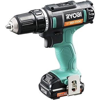 リョービ(RYOBI) 充電式ドライバードリル 10.8V BD-1100 4989609