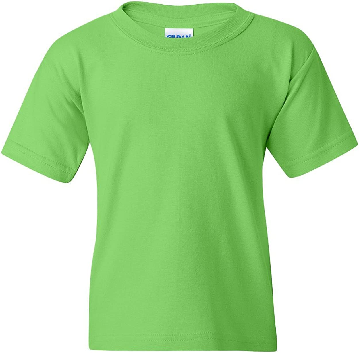 Heavy Cotton T-Shirt (G500B) Lime, M (Pack of 12)