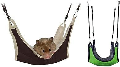 TRIXIE Hamaca para ratón/hámsters, 18x 18centímetro