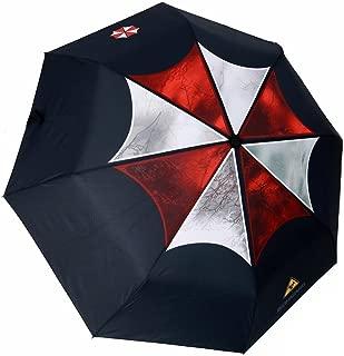 MyLifeUNIT Resident Evil Umbrella Corporation Umbrella Folding Compact