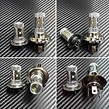 High Power HID LED Headlight H4 H7 Bulb for Suzuki GSXR 600 750 2004-2005