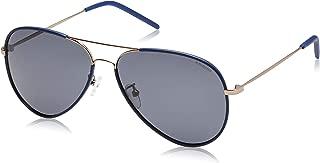 Polaroid Unisex Pld 1020/F/S C3 R81 Sunglasses, Smtt Ruthen/Grey Pz, 62