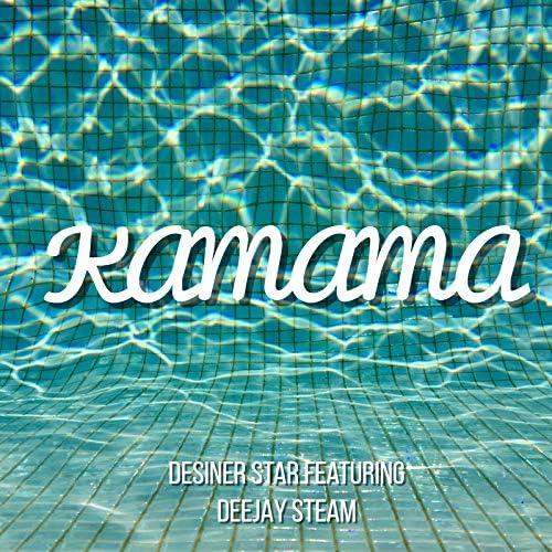 DESINER STAR feat. deejay steam